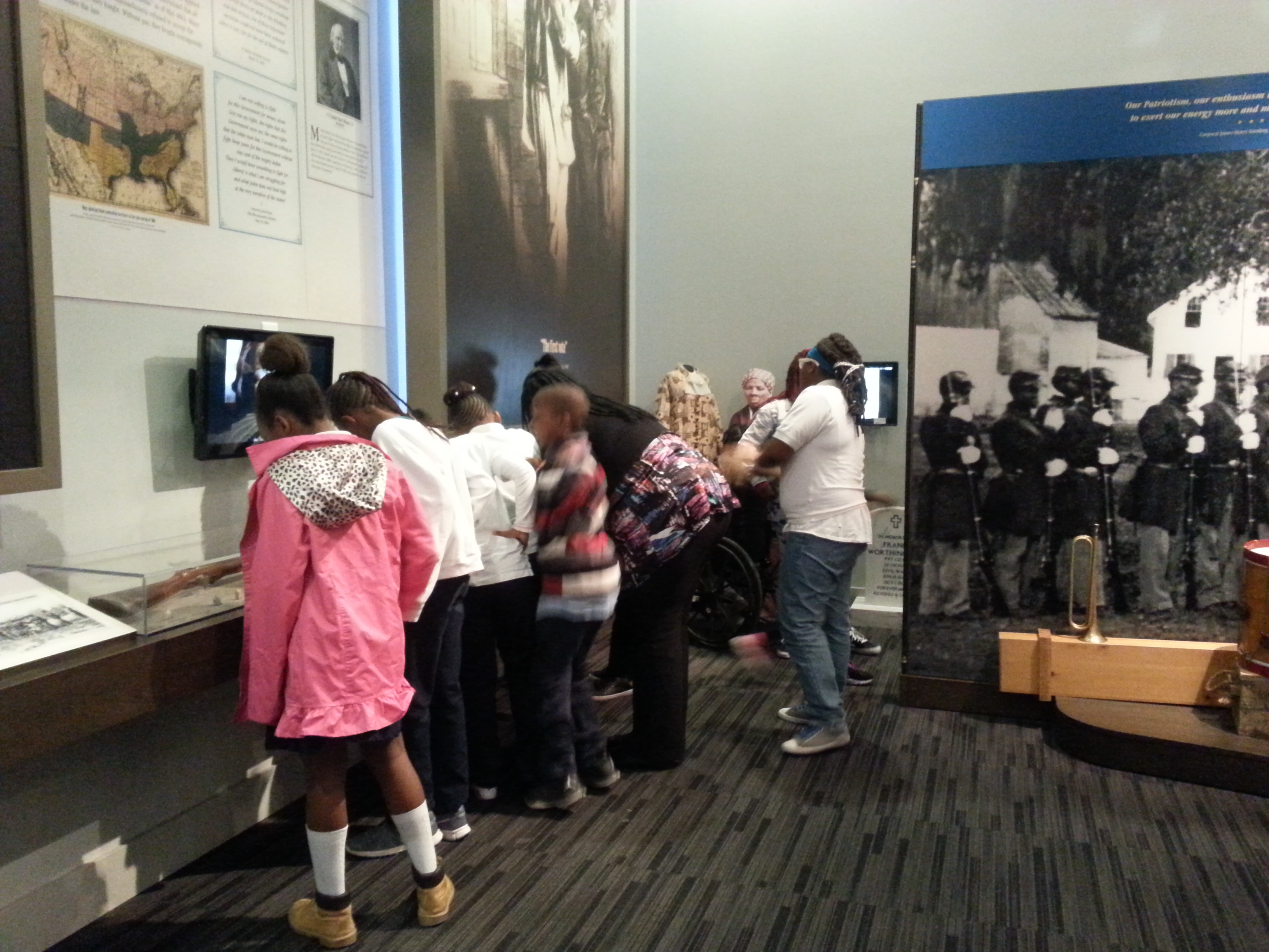 With a Focus on Future Careers—Anacostia Community Museum Hosts a Career Day Program