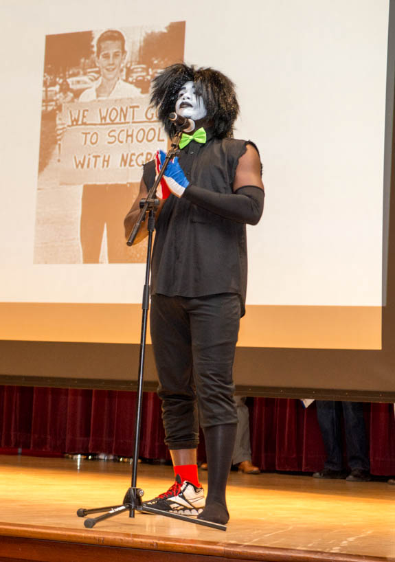 January 15, 2016 - Crazee Praize Nation performed for the Anacostia Community Museum 2016 Martin Luther King Jr Celebration event.Photo by Susana Raab/Anacostia Community Museum/Smithsonian Institution