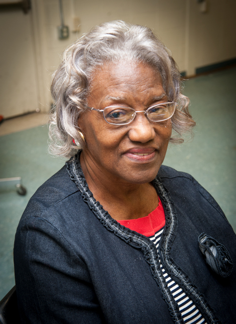 December 8, 2015 - Mary Louise Moorer of Africatown, Alabama. Photo by Susana Raab/Anacostia Community Museum/Smithsonian Institution